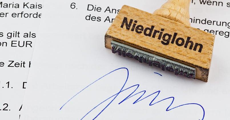 Niedriglohn in Deutschland - die Zahlen sind erschreckend
