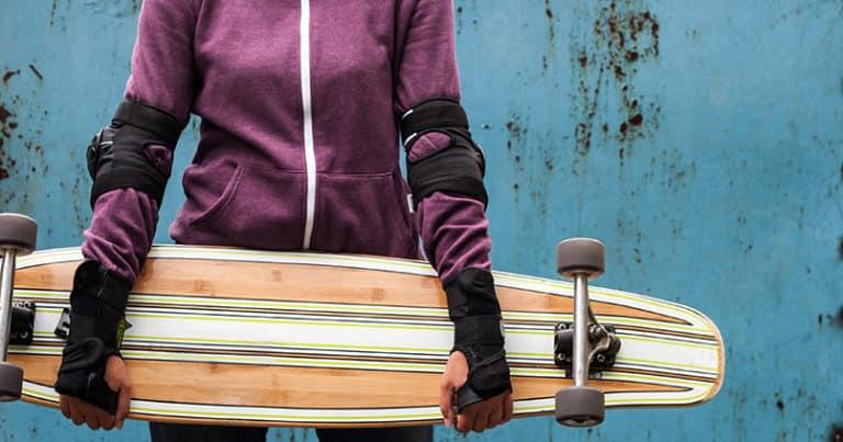 Was tun, wenn das Longboard quietscht?