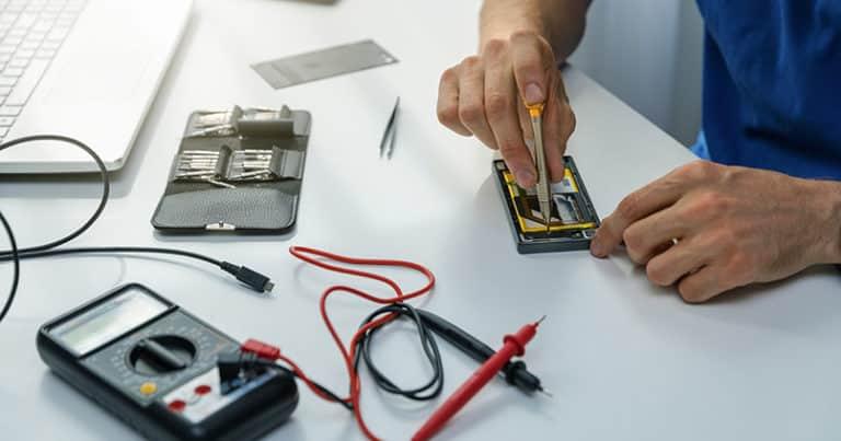 Welche Smartphones sind besonders reparaturanfällig?