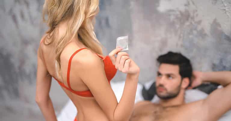 Wie sicher ist das Kondom für die Frau?