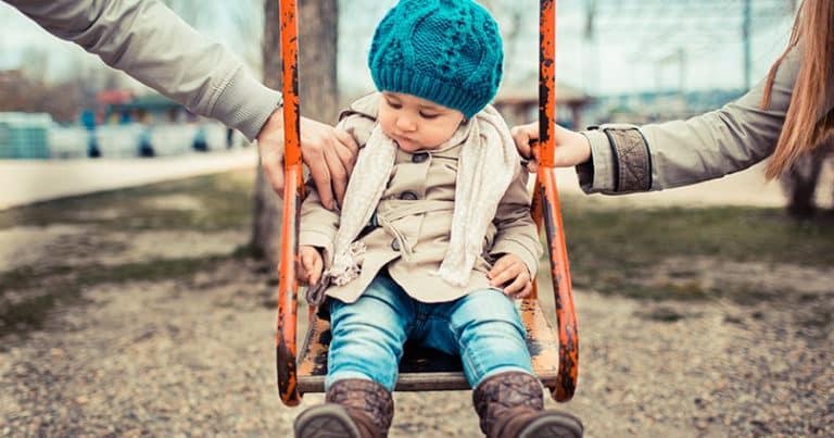 Trennung trotz Kindern: Den richtigen Umgang finden