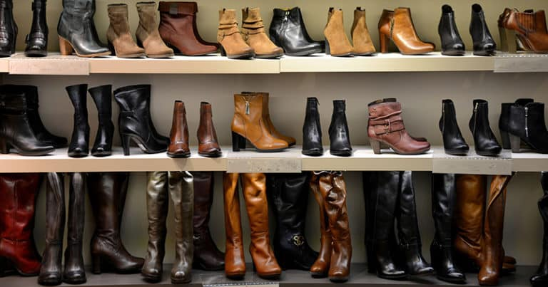 Was ist beim Kauf von Schuhen zu beachten?