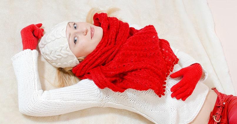 Mode aus Alpakawolle - wunderbar warm und herrlich weich