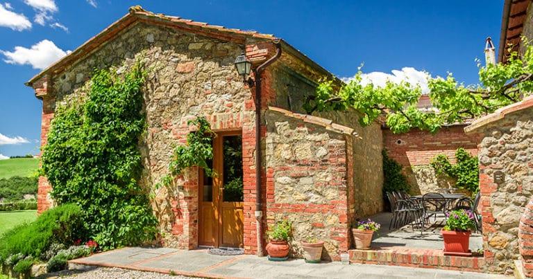 Ein Ferienhaus in Italien mieten