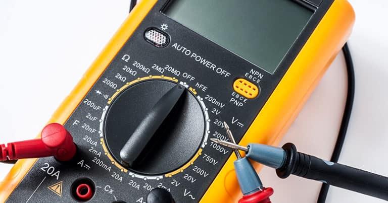 Was ist beim Kauf von elektrischen Prüfgeräten zu beachten?