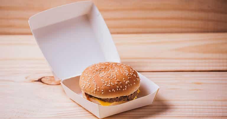 Was soll beim Kauf von Burger-Verpackungen berücksichtigt werden?