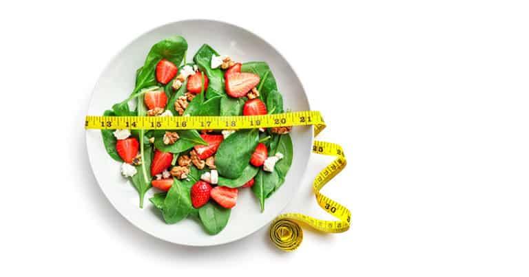 Ernährungsumstellung - so klappt es mit dem Wunschgewicht
