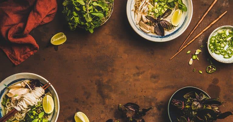 Fünf beliebte Ernährungsstile