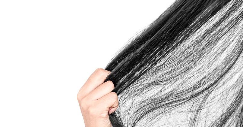 Verschiedene Ursachen von diffusem Haarausfall und Behandlung