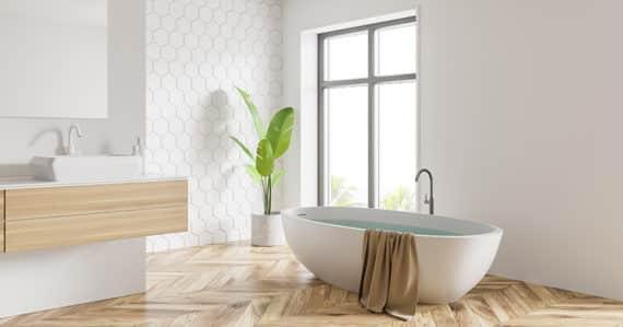 Möbel für das Badezimmer - praktisch und modern