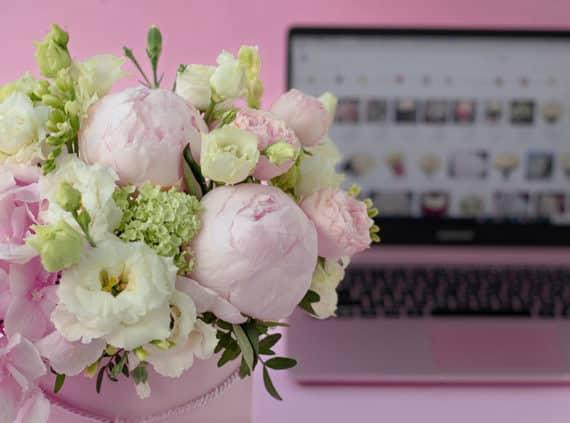 Blumen online kaufen und Freude verschicken