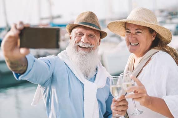 Das Handy für Senioren – praktisch, sicher und hilfreich