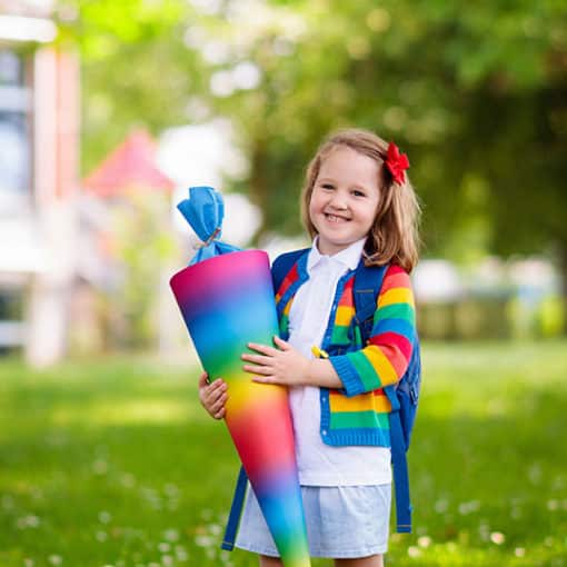 Ideen für den Inhalt der Schultüte – was kommt bei Kindern gut an?