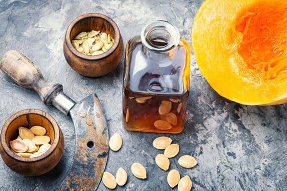 Kürbiskernöl - das Öl mit besonderen Eigenschaften