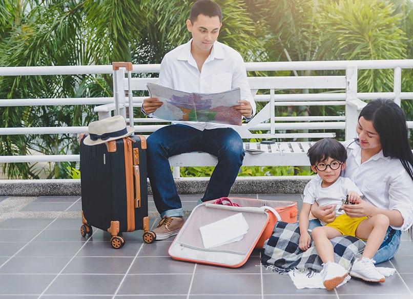 Nützliche Reiseutensilien, die auf keiner Reise fehlen dürfen