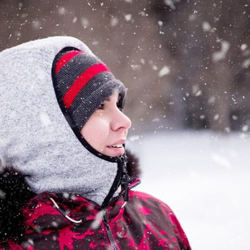 UV Schutzkleidung im Winter - immer eine gute Wahl