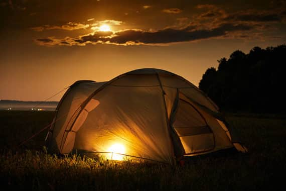 Welches Zubehör für den Campingurlaub ist unverzichtbar?