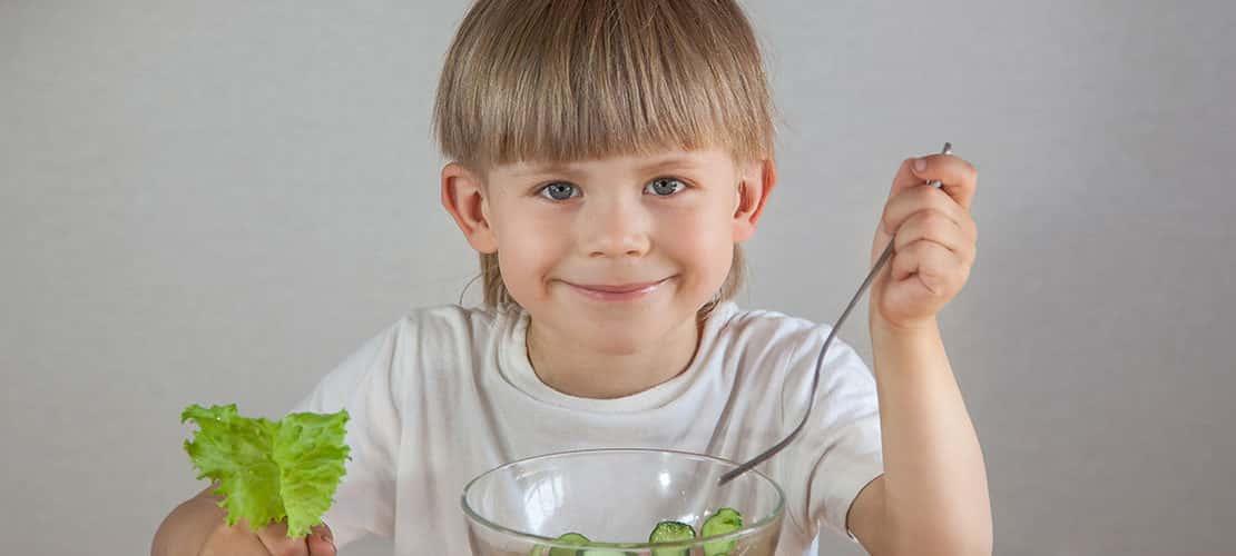 Warum immer mehr Kinder auf Fleisch verzichten